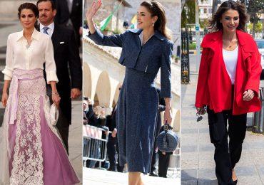 Rania de Jordania, la reina sutil