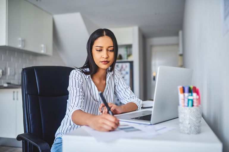 Guía para lograr un home office exitoso