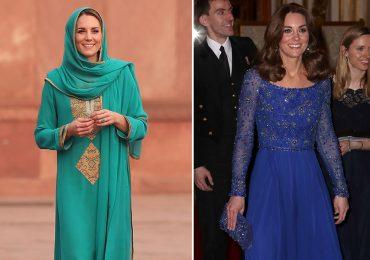 7 momentos en los que Kate Middleton parece una princesa de Disney