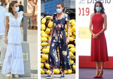 Letizia de España, la reina del verano