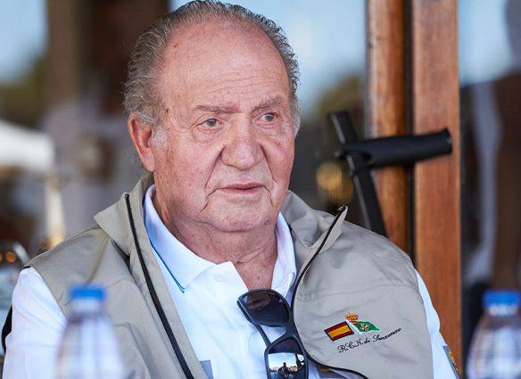 ¿A dónde ha ido el rey emérito Juan Carlos I?