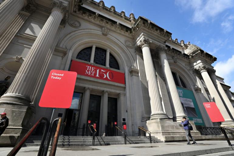 Museo Metropolitano Nueva York y