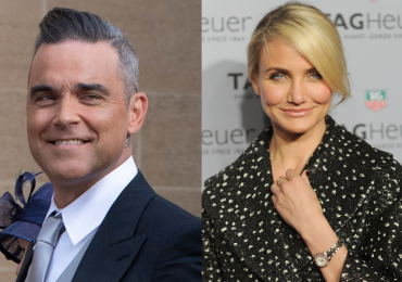 Robbie Williams estará eternamente en deuda con Cameron Diaz