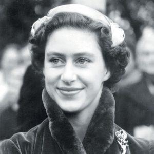Una joven princesa Margarita