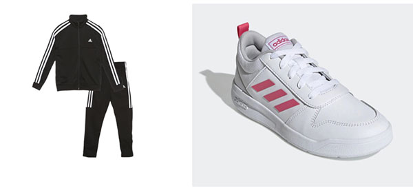 regreso a clases online Adidas