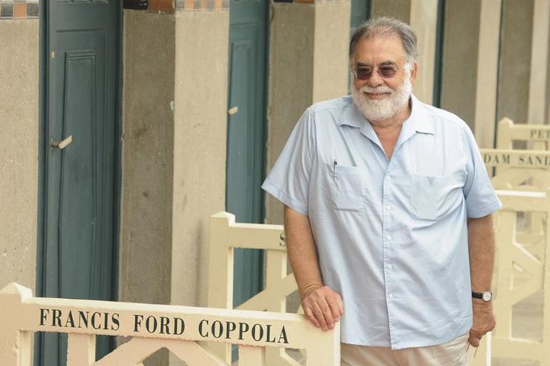 Guionista y director Francis Ford Coppola