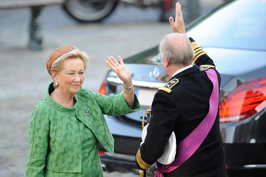 Abdicación del rey Alberto II de Bélgica