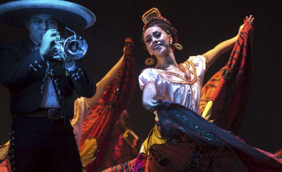 Ballet Folklórico de Amalia Hernández
