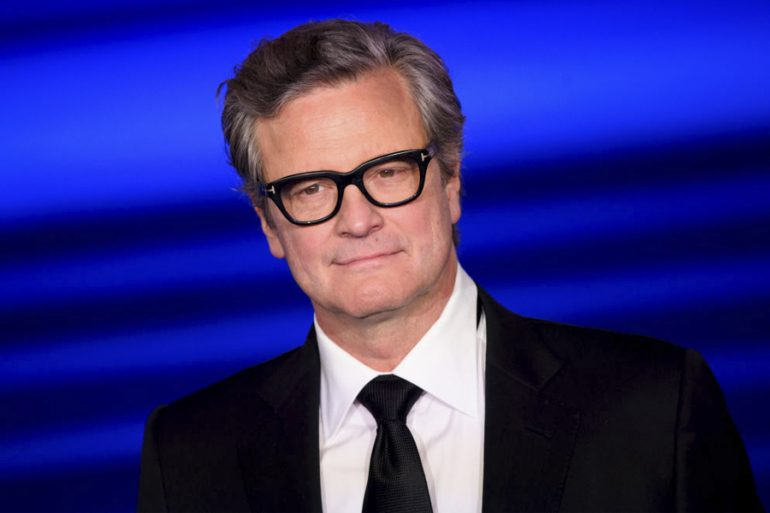 Colin Firth actor británico