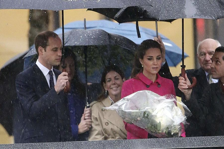 Kate y William en NY