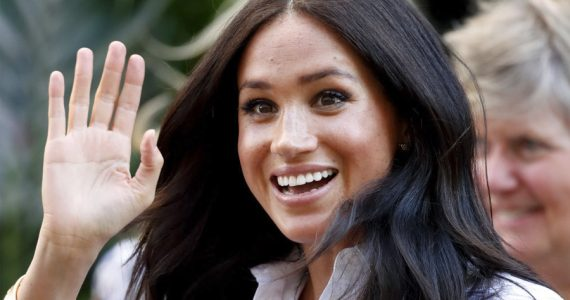 Meghan Markle a un año de Smart Works