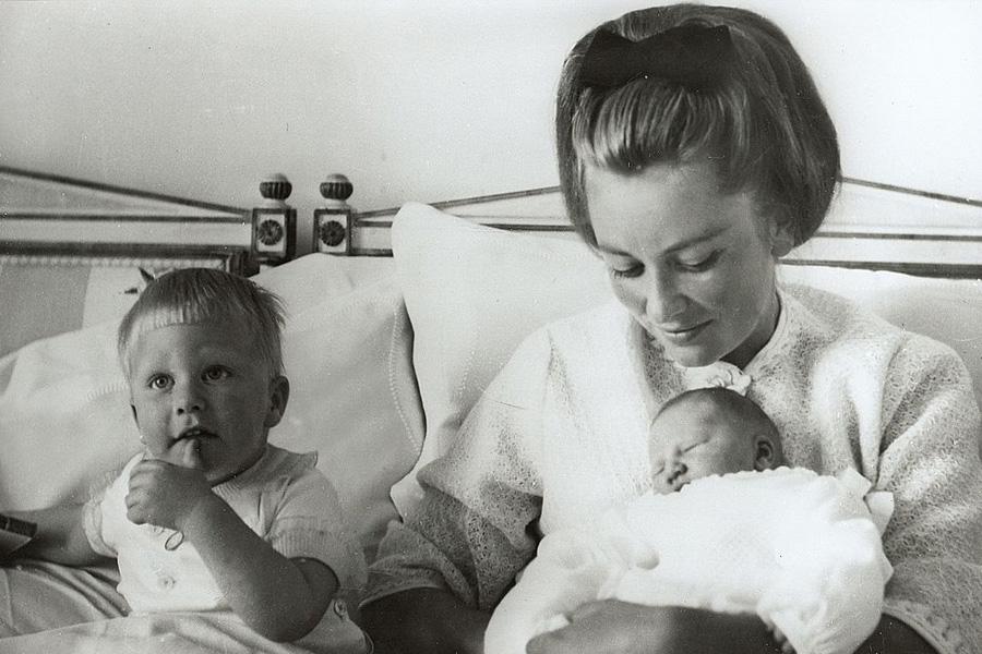1962: Nacimiento de la princesa Astrid