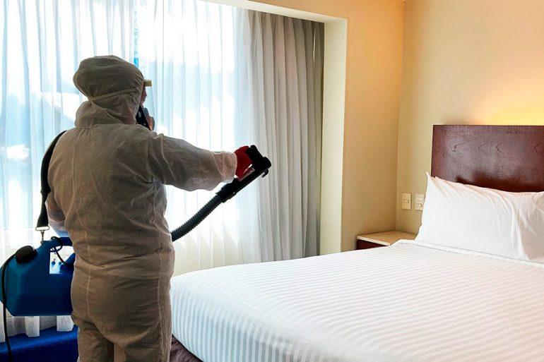 Así es viajar en la nueva normalidad: conoce los protocolos de los hoteles