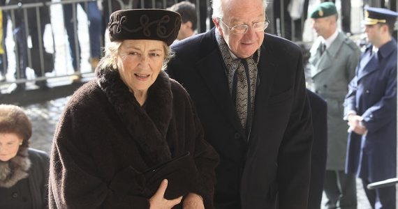 reina Paola de Bélgica