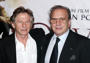 Ronald Harwood y Roman Polanski