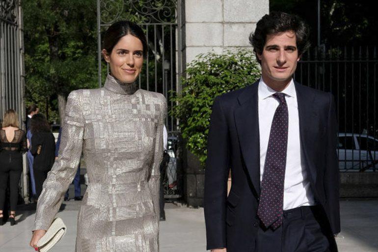 Sofía Palazuelo y Fernando Fitz-James Stuar