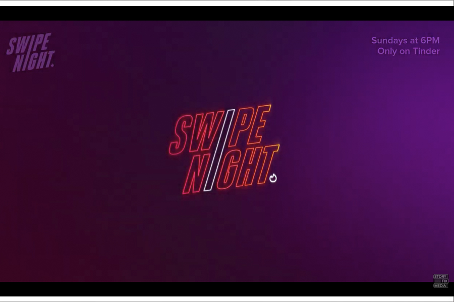 Tinder Swipe Night | Trailer