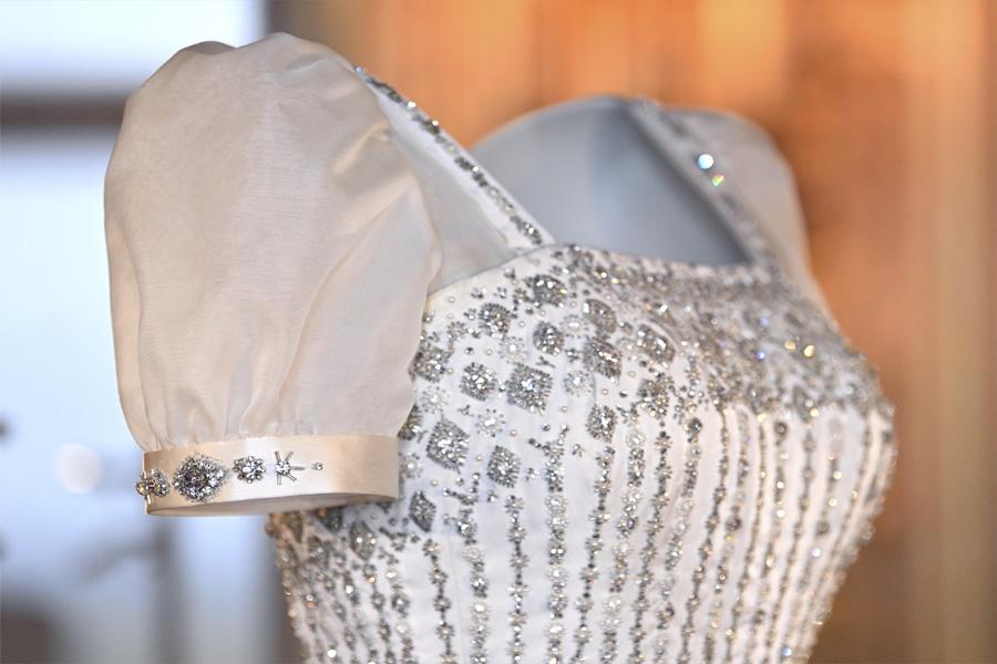vestido de novia Beatriz de York