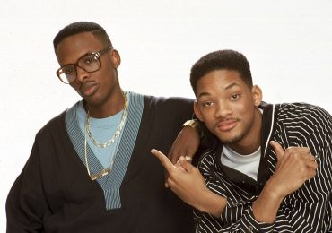 Will Smith en Prince of Bel Air