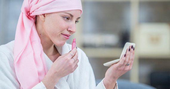 Cómo lucir bien durante un proceso de cáncer