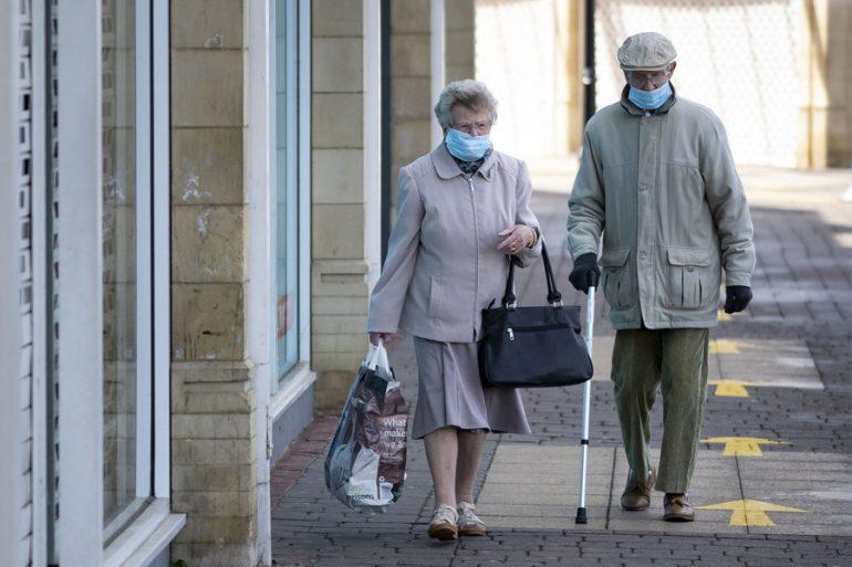 ancianos personas mayores
