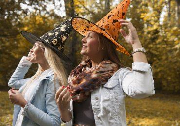 brujas disfraz mujeres halloween