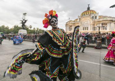 desfile día de muertos