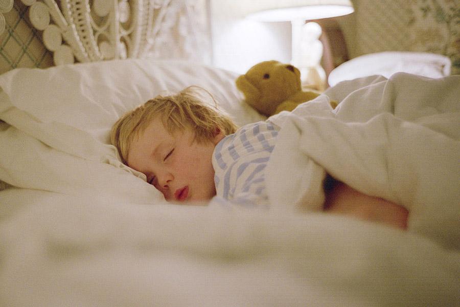 niño sueño
