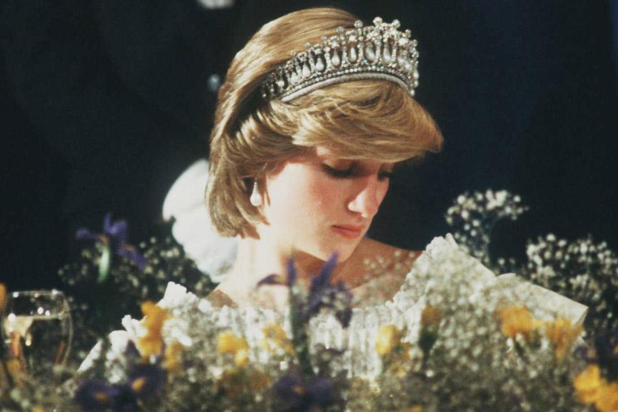lovers knot tiara diana