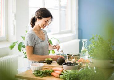 que es vegano comida saludable