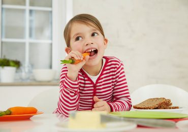 ¿Niños veganos? Cómo planear una dieta balanceada