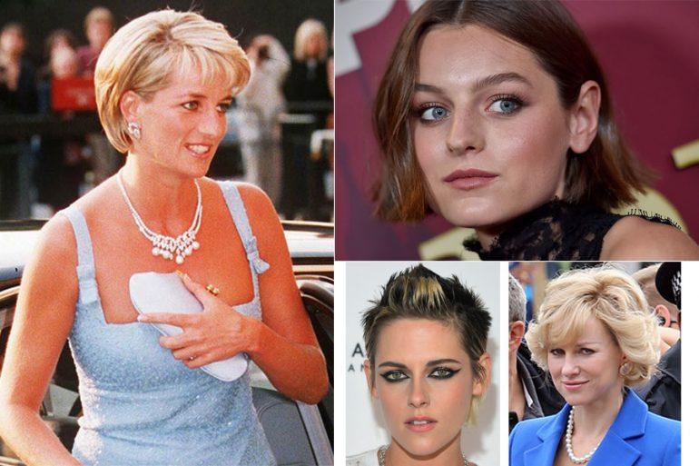 Estas 14 actrices han interpretado a la princesa Diana en la pantalla ¡y hasta en teatro!