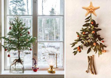 árboles de navidad inusuales
