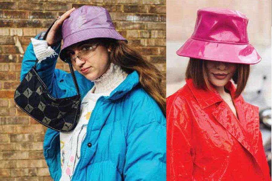 bucket hat moda