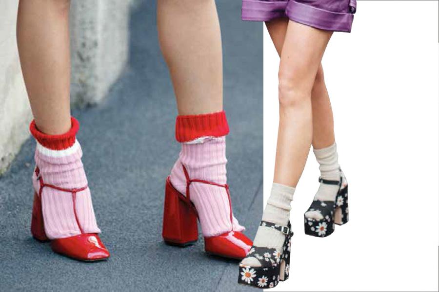 calcetas moda
