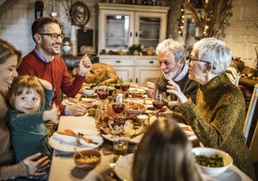 cena de familia