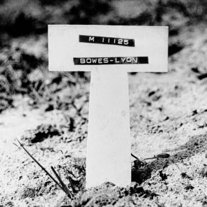 grave of Nerissa Bowes-Lyon