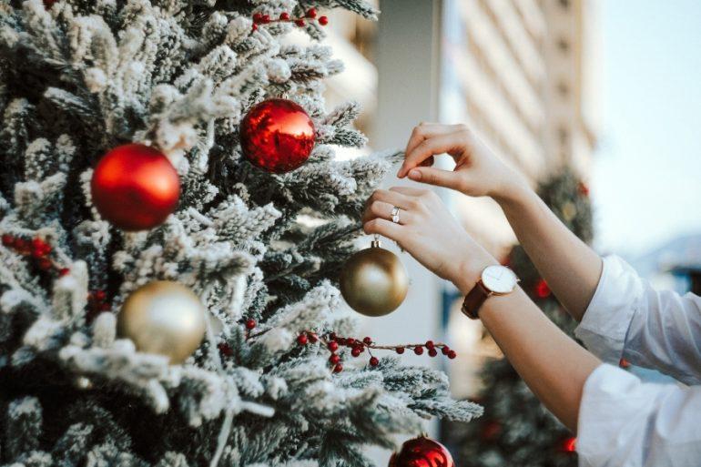 cuando se pone el arbol de navidad
