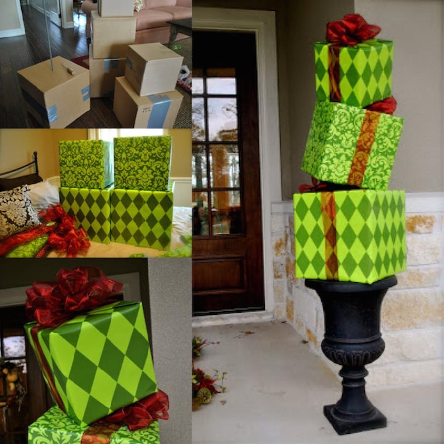 decoracion para navidad para jardin regalos