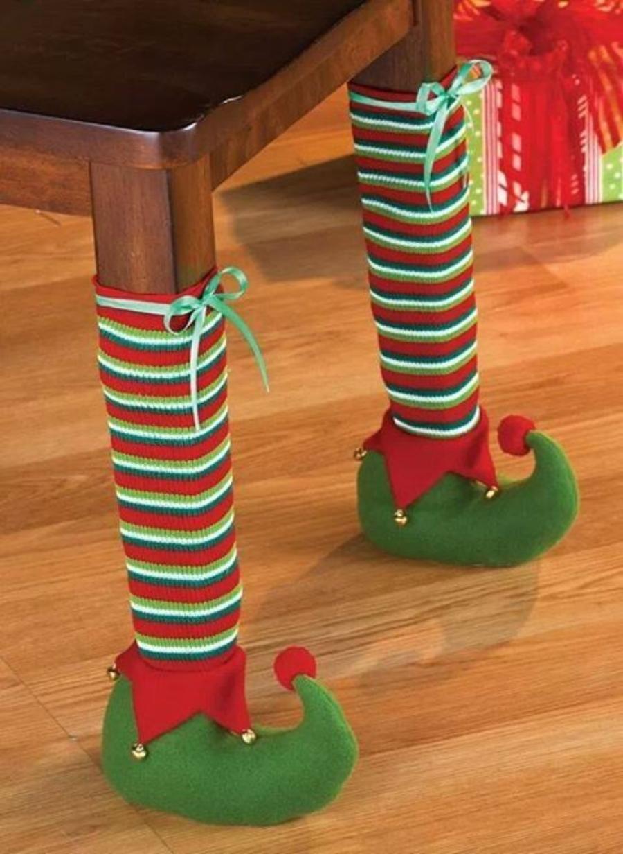 decoraciones navideñas para oficina