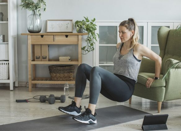 ejercicios para mujer