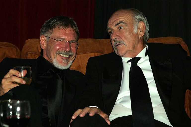 harrison ford y sean connery