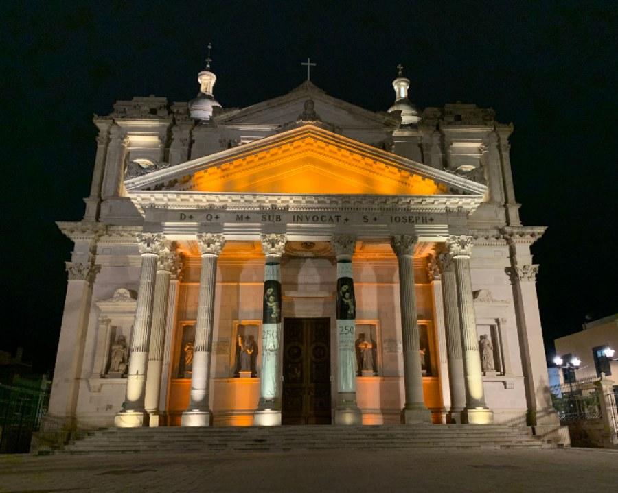 iglesia de San José Iturbide Guanajuato