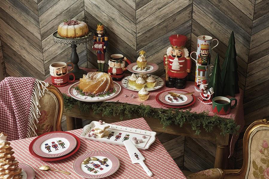 Cascanueces decoración Navidad