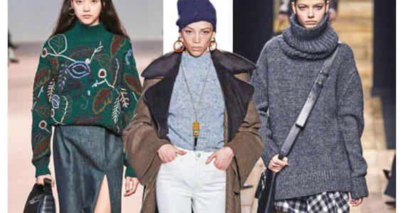 moda de invierno para mujeres