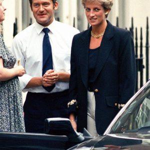 Paul y Diana
