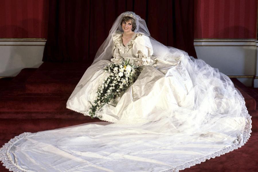 princesa diana boda