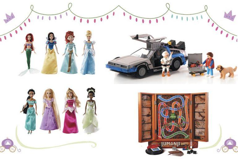 juguetes navidad reyes magos para niños