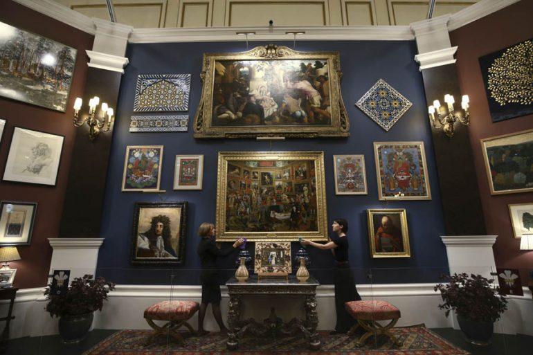 royal gallery buckingham