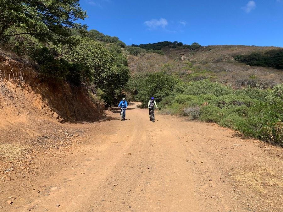 ruta en bicicleta sierra de santa rosa en guanajuato